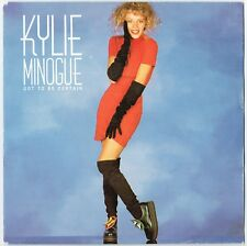 """KYLIE MINOGUE - 7"""" - Got To Be Certain. HOLLAND Picture Sleeve.  CBS"""
