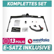 AHK Anhängerkupplung abn.+ES 7p uni Skoda Roomster 06-10 Kpl