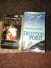 Edith Hamilton, Mythology, Timeless Tales And Dan Brown, Deception Point