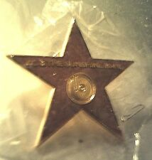 KC & The SUNSHINE BAND Custom Pin - Hollywood Walk of Fame induction - New