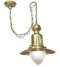 Lampara navale lampadario nautico lampada sospensizone stile marina ottone