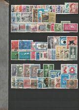 Italien, gestempeltes Lot aus 1961/62 + 63