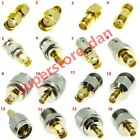 RF Adapter SMA TO N UHF PL259 BNC RPSMA SO239 male female Connector Converter