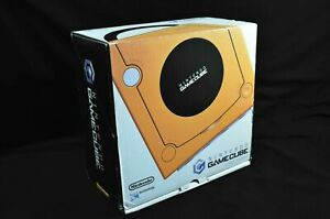 Complete Nintendo GameCube Spice Orange Console NTSC-J - EMS SHIP
