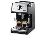 Delonghi ECP3220 15 Bar Pump Espresso Latte and Cappuccino Maker