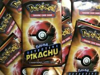 Pokemon: Detective Pikachu English Premier 2-Card Pack **New Sealed**