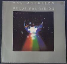 VAN MORRISON - BEAUTIFUL VISION '82 MERCURY 6302 122 OZ PRESS EX COND