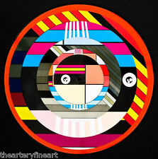 DALEK 'Abstract', 2009 Ltd. Edition Vinyl Record Picture Disc RARE Ai EP ed. 200