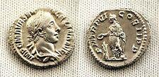 Alessandro Severo . denari. EBC XF Silver//argento 3,6 g. Molto bassa così.