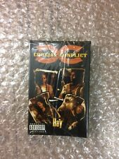 CRUCIAL CONFLICT HAY FACTORY SEALED CASSETTE SINGLE C55