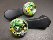Window Winders VW Polo T4 T5 T25 Golf Bug Custom Skateboard wheel Spitfire Toxic