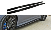SIDE SKIRTS ADD-ON DIFFUSERS FORD FOCUS MK3 RS (2015-UP)