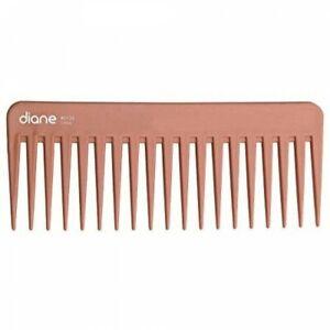 Diane Large Fluff Hair Comb #DP133  BLACK or ORANGE
