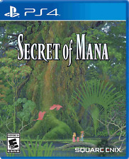 Secret of Mana PS4 (Sony PlayStation 4, 2018) Brand New - Region Free