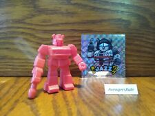 Keshi Surprise ! Transformers Autobots Brave Jazz Rouge