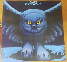 RUSH Fly By Night RJ-7012P Limited Edition Picture Disc M-