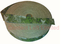 """Double Sided ATAC's FG Foliage Green Military Specification 50mm / 2"""" Webbing"""