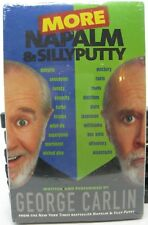 More Napalm & Silly Putty (Highbridge Distribution) by Carlin, George BRAND NEW