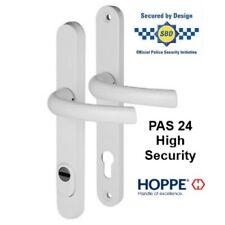 Bowater 70//92 Offset Upvc Door Lever Pad handles To Suit Cego Surelock White