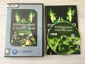 Command & Conquer 3 Tiberium Wars - PC DVD Rom Game