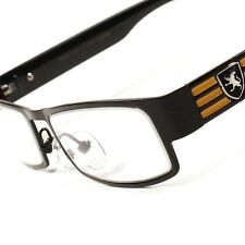 Stylish Sexy Mens Womens Prescription Frame Fashion Clear Lens Eye Glasses E17