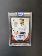 2020 Topps Archives Signature Series TODD HELTON On Card Auto 1/1 Rockies