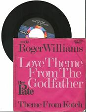 """ROGER WILLIAMS, theme from the tandem, G/VG, 7"""" single, 1582"""