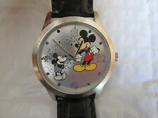 New Rare Disney Mickey Through The Years Mickey Mouse Watch Limited Release