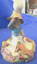 """Edison"" by Artist Tom Clark Delightful Gnome Figurine"