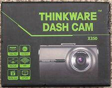 "***BRAND NEW*** Thinkware TW-X350 1080P HD Sony Wi-Fi 2.7"" LCD Dash Camera - 8GB"
