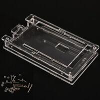 Transparent Acrylic Box Enclosure Case Hard Cover for Arduino MEGA2560 zi