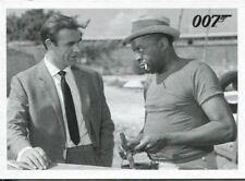James Bond 50th Anniversary Series 1 Dr. No Throwback Movie Card #032