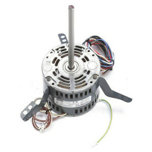 Fasco D1044 Condenser Fan Motor,1/4 Hp,Lug,115V,Flat