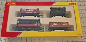 HORNBY OO RAILROAD TRACK PACK R2669 CLASS 08 513 DIESEL LOCO. MINT - BOXED