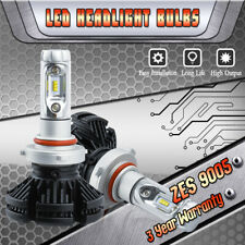 Fan-less LED Headlight Kit 9005 HB3 H10 9140 9145 1050W 157500LM 6000K Bulbs HID