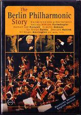 DVD THE BERLIN PHILHARMONIC STORY Simon Rattle Abbado Karajan Furtwängler Atteln
