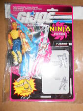 GI JOE Ninja Force T'Jbang Action Figure Hasbro