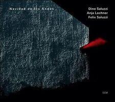 NEW Navidad De Los Andes (Audio CD)