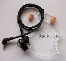 Sepura Covert Acoustic Tube Earpiece SRP2000 SRP3000 SRH3500 SRH3800 SRH3900