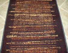 "152917.3 - Rug Depot Contemporary Stair Runner Remnant - 26"" x 22' - Multi"