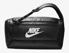 New Nike Brasilia Convertible Duffel Bag Unisex Training Backpack Gym Sports