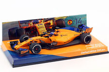 1 43 Minichamps McLaren Mcl33 GP Spain Alonso 2016