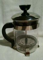 PRIMULA 4 CUP CLASSIC COFFEE PRESS Chrome Style