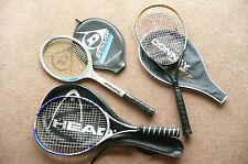 3 Racchette da tennis