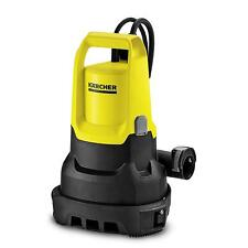 Karcher SP5 Dual Submersible Dirty Water  &  Flat Suction Flood Pump - Brand New