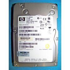 "HP 72.8GB 72GB 15K ULTRA 320 SCSI BF07287B55 HDD 3.5"" 356914-002 286778-B22"