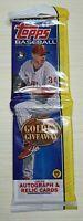 2012 Topps Series 1 Baseball Factory Sealed Jumbo Pack - (ONE PACK)