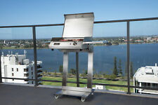 Portable High Grade Stainless Steel Lightweight Electric Balcony BBQ - Stand Inc