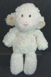 """Mary Meyer Off White Lamb Plush 10"""""""