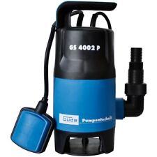 Güde Schmutzwassertauchpumpe GS 4002 P | 400 Watt